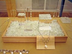 A beautiful and elegant way to display jewellery