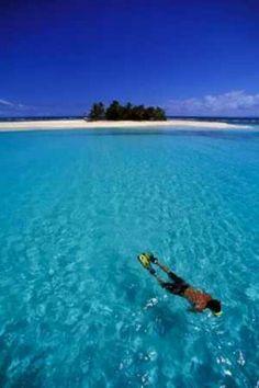 Palominito island. Fajardo PR