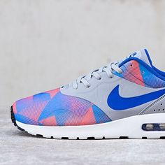 """pretty nice c90a8 89a20 SOLEMATE® on Instagram  """"Air Max Tavas Print Wolf Grey Game Royal Photo  Lava A classic in the making, inspired by the strong heritage of Air Max  with a…"""""""