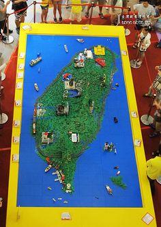 Lego Taiwan #Taiwan