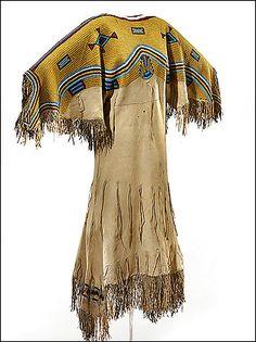 Native American Indian dress