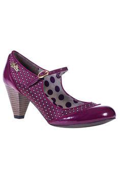 Ruby Shoo Megan Shoes