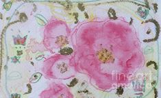 Late summer Rose VIII is a watercolor painting painted in 2004 and inspired by Roses and Nature. Watercolor Rose, Late Summer, Fine Art America, Greeting Cards, Wall Art, Paper, Prints, Painting, Design