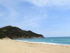 Solanas beach, South of Sardinia near Cagliari / Pláž Solanas - juh Sardínie Traveling, Beach, Water, Outdoor, Viajes, Gripe Water, Outdoors, The Beach, Beaches