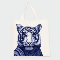 Cool and The Bag - Totebag Le Tigre