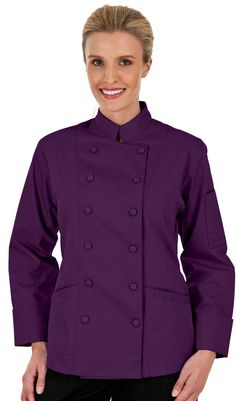 Fitted chef coat from chefuniforms.com