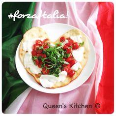 forza italia - queenskitchen
