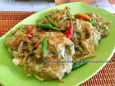 Resep Bakwan Sayur Tanpa Telur | Resep Masakan Indonesia (Indonesian Food Recipe)