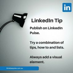 #LinkedInTip With the new LinkedIn.com redesign your LinkedIn Pulse posts are now called 'Articles'. And 'Posts' refer to the updates via your profile status updates.  The good news? BOTH provide analytics in terms of views so you can track how they are performing and what your community is engaging with.  Treat your connections on LinkedIn like gold and only share content that with add value to the connections you are trying to influence or potential clients who are considering working with…