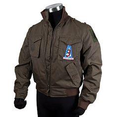 ThinkGeek :: Battlestar Galactica Bomber Jacket