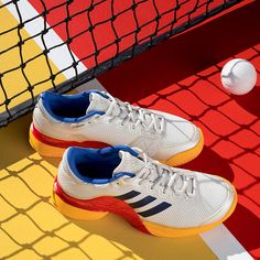 "735a55604a3dc adidas Originals on Instagram  "" Pharrell Williams and adidas throwback to  a golden era of tennis. The adidas Tennis Collection by Pharrell Williams  arrives ..."