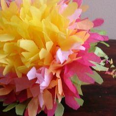 How to make mexican paper flowers cinco de mayo and hispanic mexican paper flowers mightylinksfo