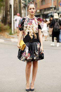 El nuevo Barroco: Eleonora Carisi | Galería de fotos 3 de 18 | Vogue