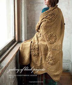 Knitting Block by Block - knitting book worth getting!  Loads of block by block knitting inspirations inside!