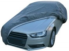 10. Leader Accessories Platinum Guard Gray 7-Layer Cotton Car Cover