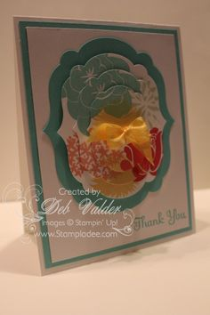 Telescoping Technique with Simple Stems and deb valder by djlab - Cards and Paper Crafts at Splitcoaststampers