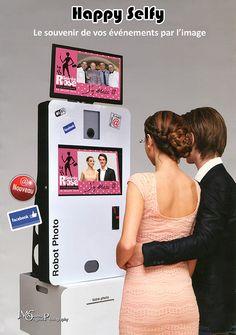 Photos Booth, Robot, Content, Robots