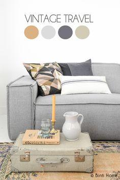 ¿Cómo decorar un sofá gris? Te damos tres posibilidades   Decorar tu casa es facilisimo.com