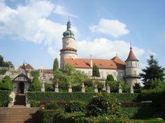Czech Republic, Prague, Mansions, House Styles, Travel, Bohemia, Viajes, Manor Houses, Villas
