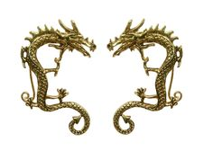 Stylize your ears with these dragon elf cuffs. These Elf Ears are especially designed for those people who are amazed with the mythical creature, dragons. Dragons have a long history and have been con ~Leo to Emery