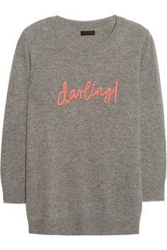 J.Crew|Darling cashmere sweater|NET-A-PORTER.COM