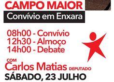 Campomaiornews: Bloco de Esquerda promove convívio para debater Re...