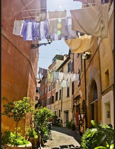 Les plus belles destinations d'Italie - Trastevere
