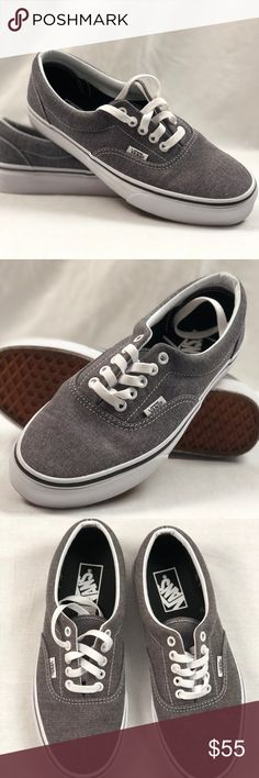 Vans Era Micro Herrin Micro Herringbone Black Vans Era Micro Herrin Micro  Herringbone Black True White Condition  New with box. Size  Women s 8.5 e082fc2a0