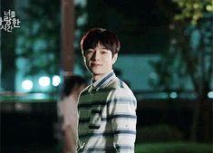 Myungsoo GIF Kim Myungsoo, Lee Sung, Dimples, K Idols, Kpop, Celebrities, Dramas, Wattpad, Boys