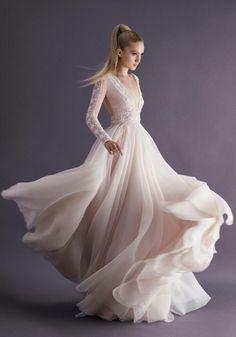 paola sebastian gown