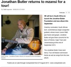 #SowetoLife 8 August 2013 August 2013, Music Covers, Butler, Singer, Tours, Album, Singers, Card Book