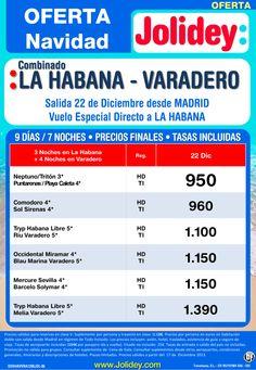 Oferta Navidad - Combi Hav-Vra desde 950€ Tax incl. Salida Domingo 22 de Diciembre ultimo minuto - http://zocotours.com/oferta-navidad-combi-hav-vra-desde-950e-tax-incl-salida-domingo-22-de-diciembre-ultimo-minuto/