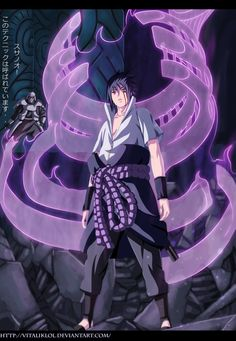 Sasuke Susanoo by VitalikLoL on DeviantArt