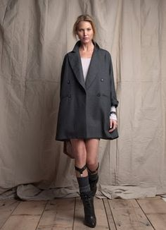 love the shoes and jacket! Club Monaco spring/summer 2011