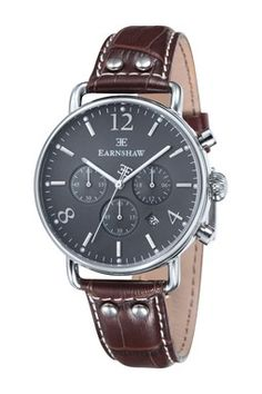 Earnshaw watch. Hautelook.
