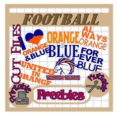 Denver Broncos! Super Bowl 50!!