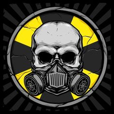 Gas Mask Drawing, Gas Mask Art, Masks Art, Skull Stencil, Skull Art, Soldier Drawing, Smile Wallpaper, Biker Tattoos, Batman Art