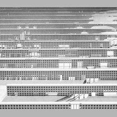 Hidden Architecture: A Field of Walls