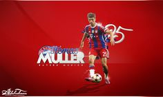 wallpaper Thomas Muller 2014 by Designer-Abdalrahman.deviantart.com on @deviantART