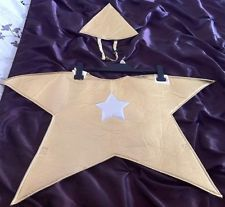 Star Costume Idea Christmas Skits, Christmas Pageant, Christmas Program, Christmas Concert, Little Christmas Trees, Kids Christmas, Christmas Plays, Nativity Star, Diy Nativity