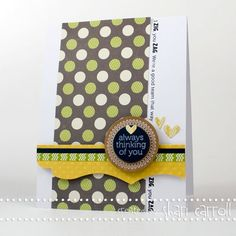 Shari Carroll: …my world – Simon Says Stamps January Card Kit and Giveaway!!! - 12/28/12.  (Sizzix THoltz Alteration die: Brackets).  (Pin#1: Layering... Pin+: Chalkboard).