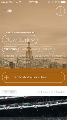 Here is one way to organize a tags or discriptions of place/photo