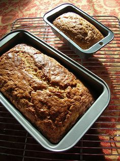 Sugar free banana bread - no artificial sweeteners either