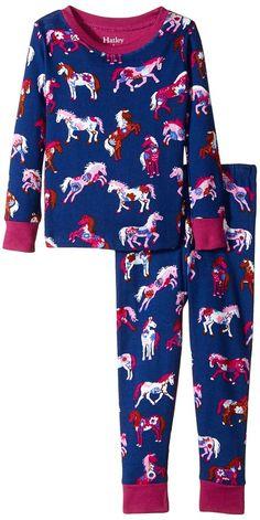 Girls Horse Pajamas   Birthday & Holiday Gifts   RidingCorner.com