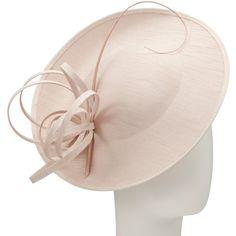 John Lewis Erin Medium Shantung Disc Hat Fascinator (866.145 IDR) ❤ liked on Polyvore featuring accessories, hats, fascinators, champagne, john lewis hats, round hat, fascinator hat, hair fascinators and off white hat