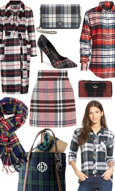 Mad for #Plaid