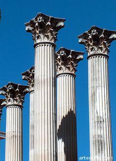 El arte romano fue muy unitario y tuvo un acusado papel propagandístico para el Imperio