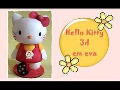 Hello kitty 3d em eva - PARTE 3 - FINAL - YouTube