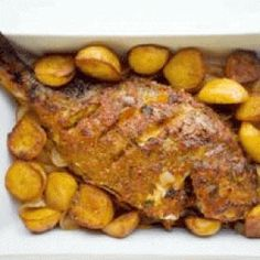 Baked Snapper with Garlic and Smoked Paprika Crust | Readers Digest Australia | Reader's Digest South Africa