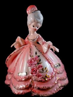 """Josef Originals figurine - """"Denise"""" - From the 'XVIII Century French' series. From my own private collection."""